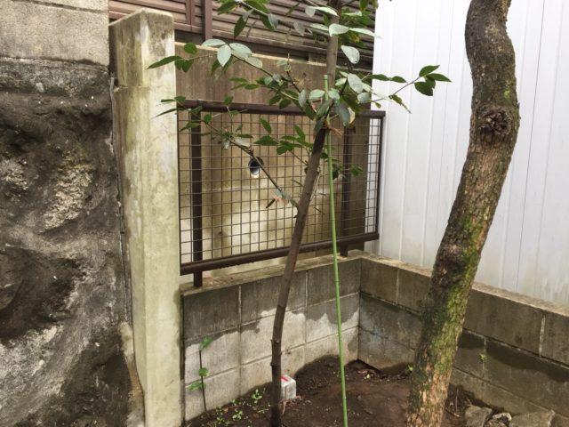 横浜市 解体工事実績-柵