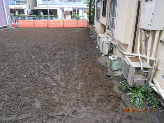 神奈川区鶴屋町解体after