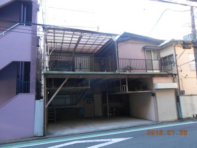神奈川区鶴屋町解体before