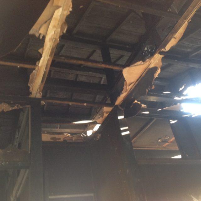 横須賀市 罹災物件 解体工事