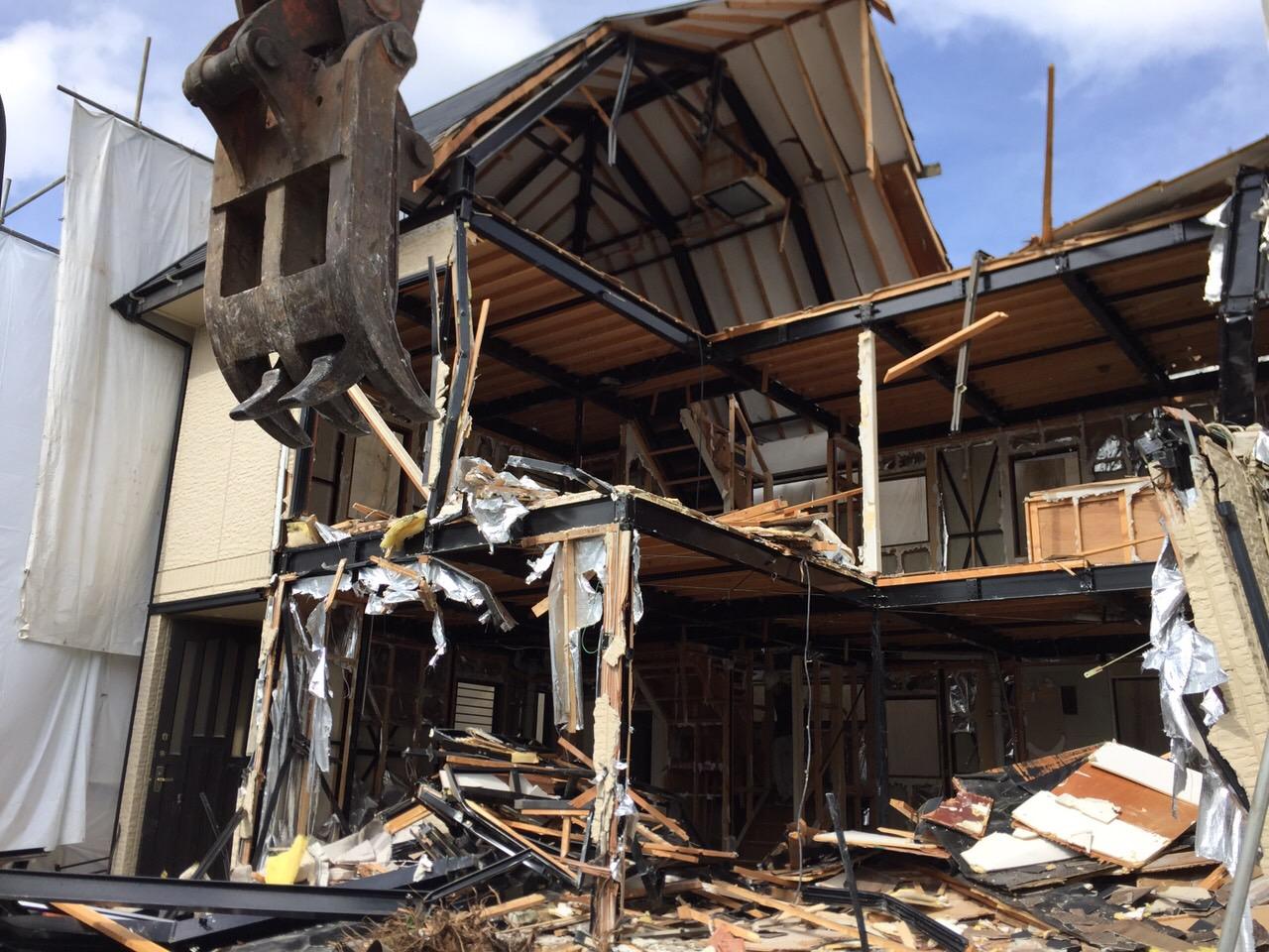 横浜の建物・内装の解体ならワンツースリー